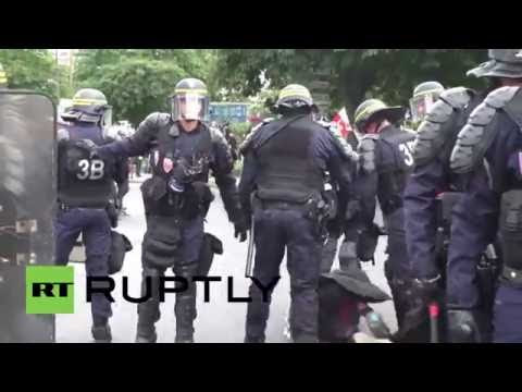BREAKING NEWS-PARIS UNDER MUSLIM SIEGE – News Blackout as Riots Wreck the city! Hqdefault