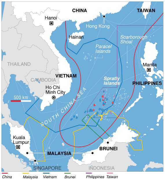 World War 3 and the South China Sea: 6 Things You Better Know