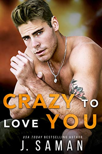 Cover for 'Crazy to Love You (Wild Love Book 4)'
