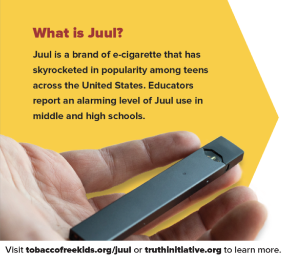 Learn about JUULs