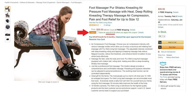 Foot Massager Image updated 4/18/21