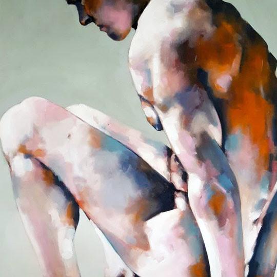 5-18-18 Figura masculina por Thomas Donaldson