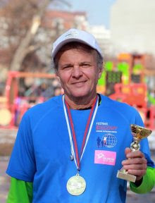 Drago Boroja: čovek sa 387 maratona i ultri