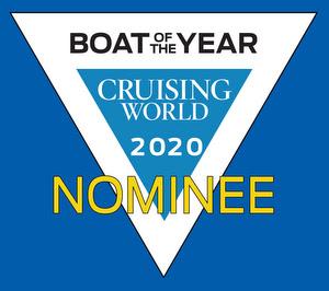 Cruising World Boat of the Year award