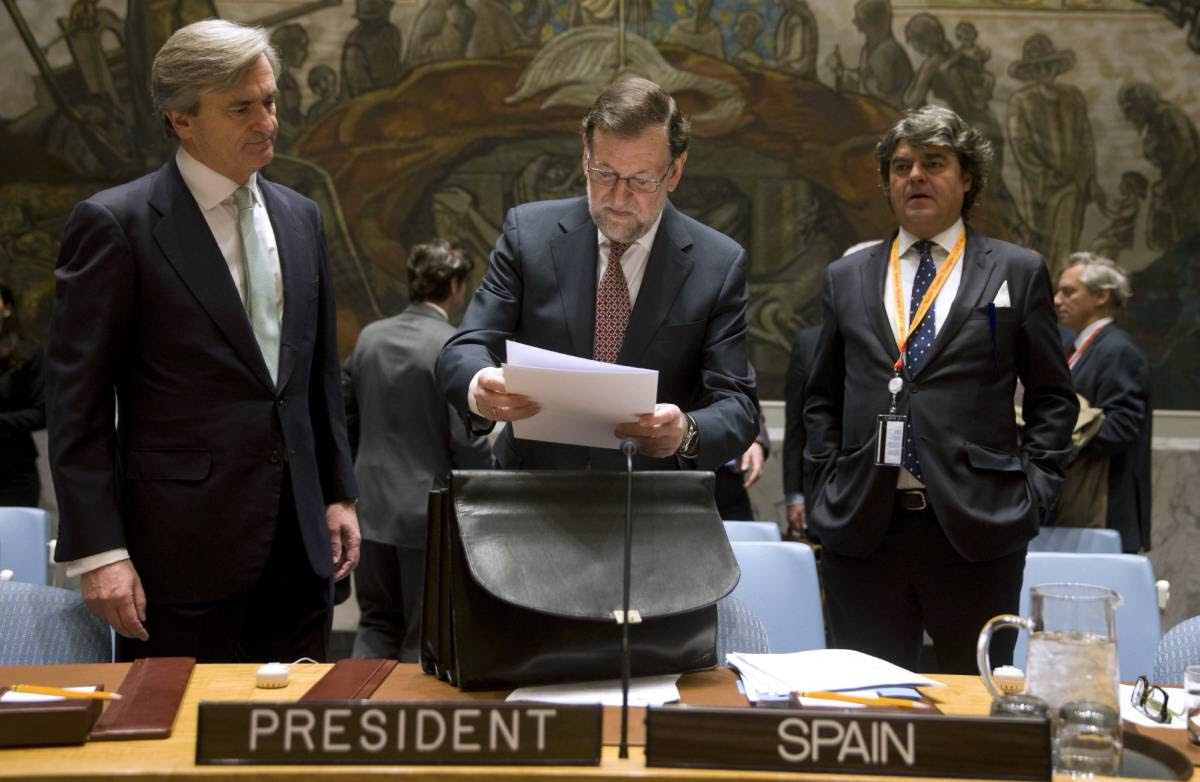 Rajoy, presidente en minoría