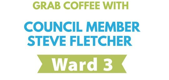 virtual coffee with Council Member Fletcher
