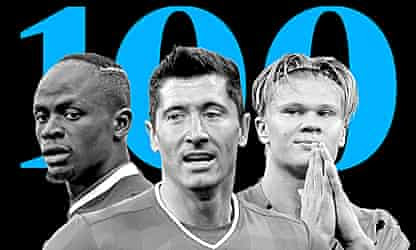 The best male players in the world: Nos 100-1