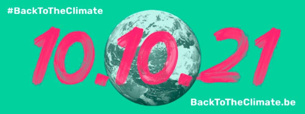 Grande marche pour le climat #BackToTheClimate