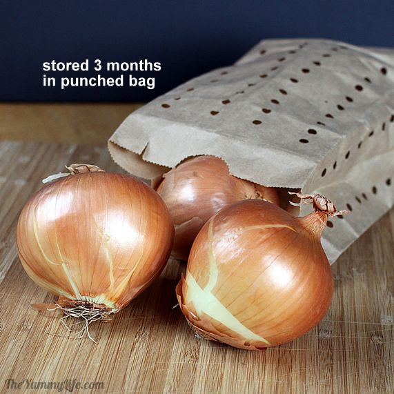 How to Store Onions, Garlic, & Shallots 6011