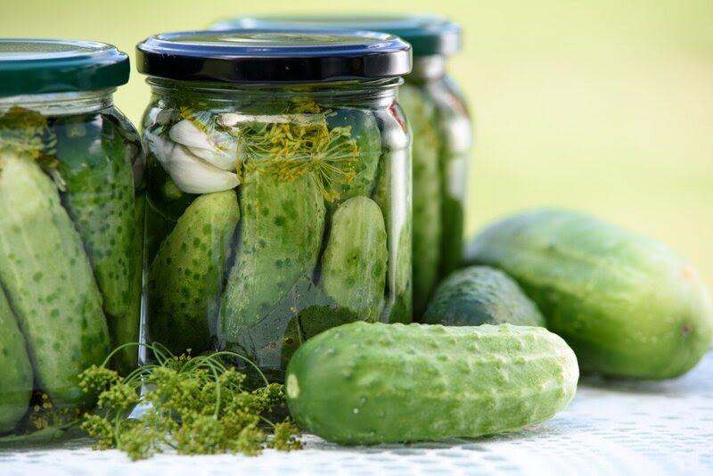 Regular old Earth pickles.