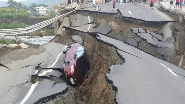 Equador Earthquakes -9