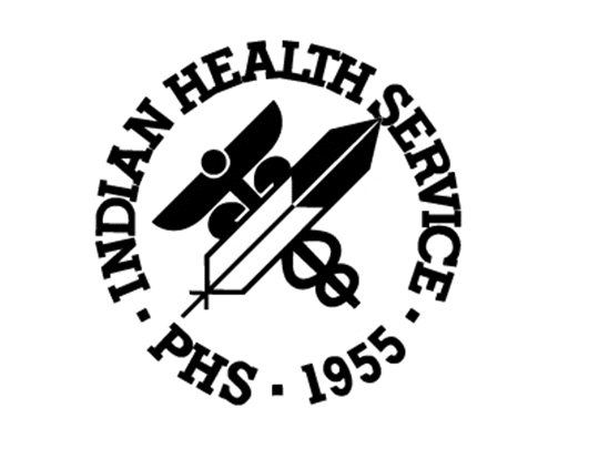 Logo for Indian Health Service