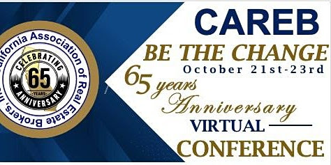 "CAREB 65th Anniversary Virtual Conference ""Be The Change"""