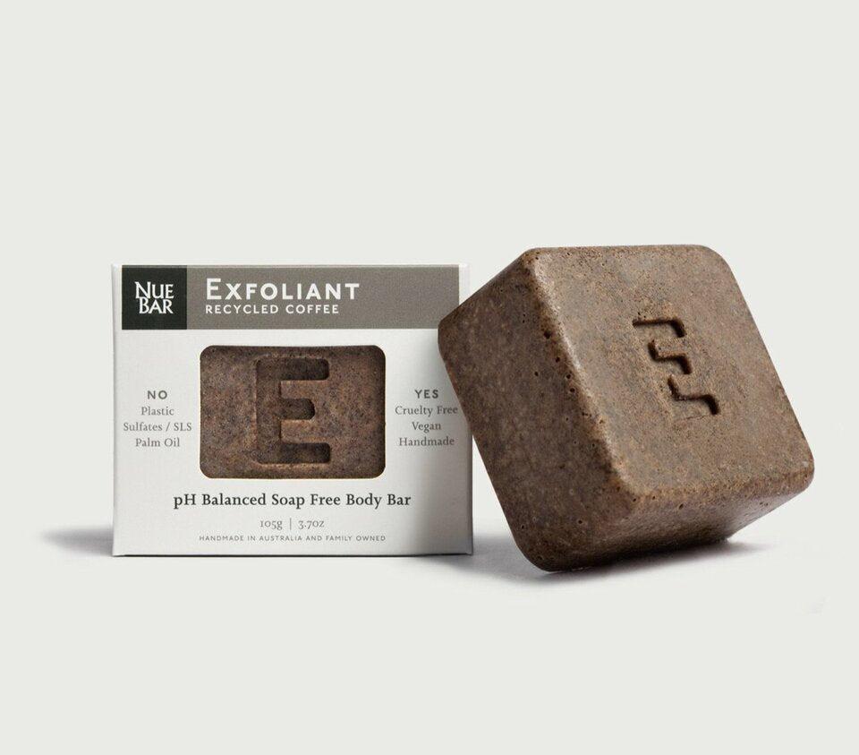 Nue Coffee Exfoliant Bar