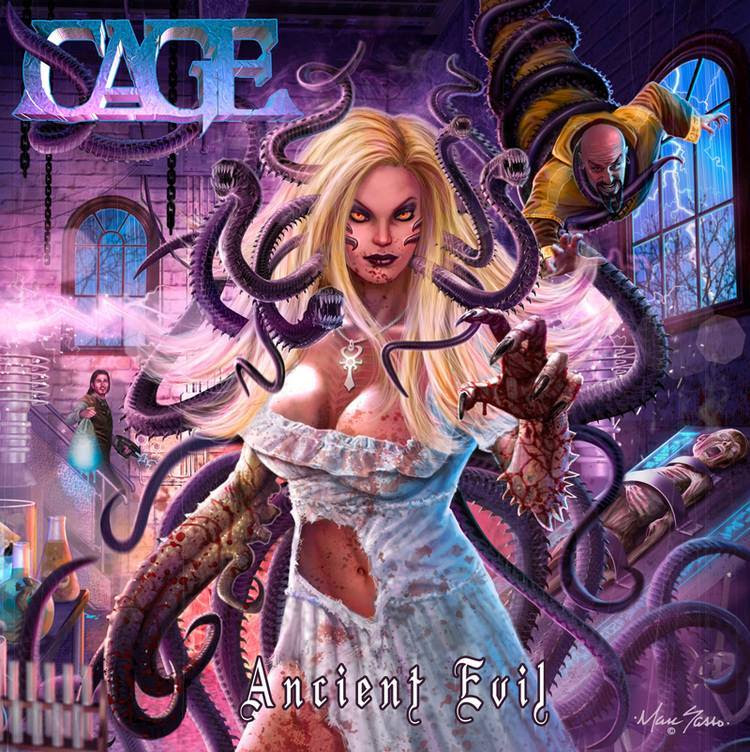 Cage - AE cover