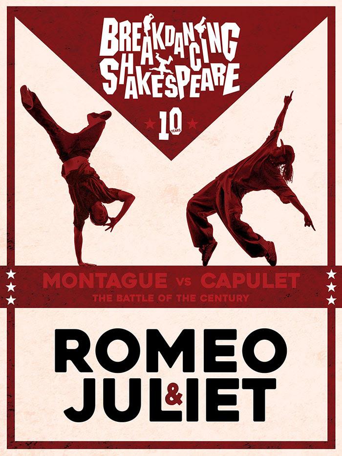 Breakdancing Shakespeare