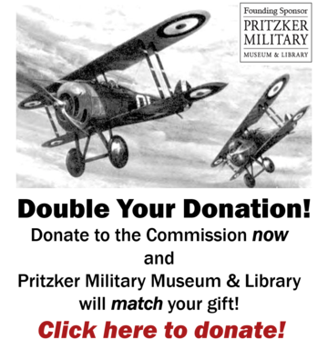 Double Donation Aircraft new