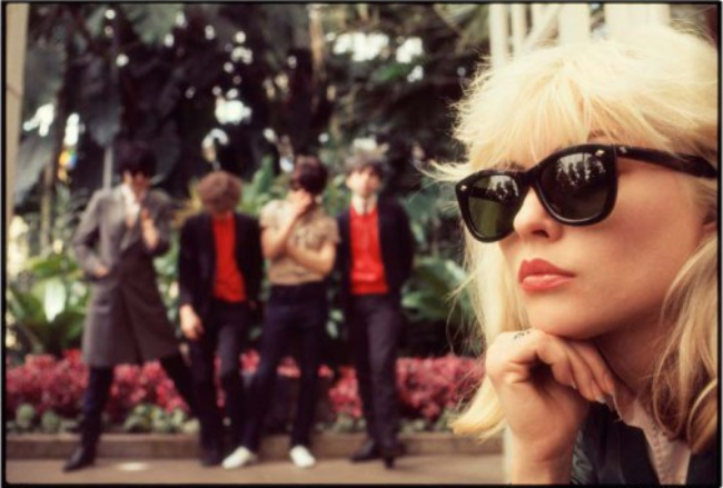 Blondie, © Michael Zagaris