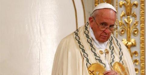 El Papa Francisco en una foto de archivo. REUTERS
