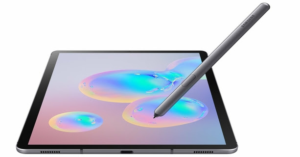 Galaxy Tab S6: Creativity Without Boundaries
