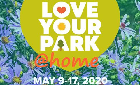 Love Your Park @ Home