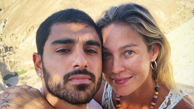 Luana Piovani diz que sofreu preconceito da nova sogra por idade