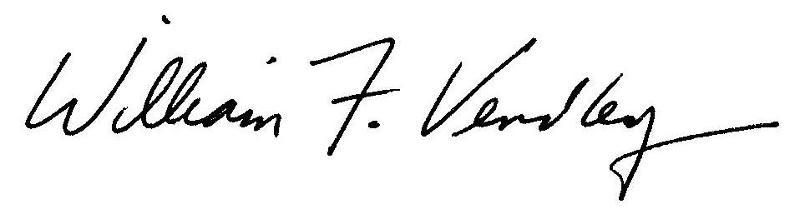 Dr. Vendley signature
