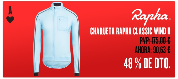 Rapha Classic Wind Jacket II