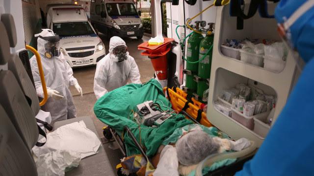 Alerta por falta de oxigênio e leitos resumem situação da saúde no Norte