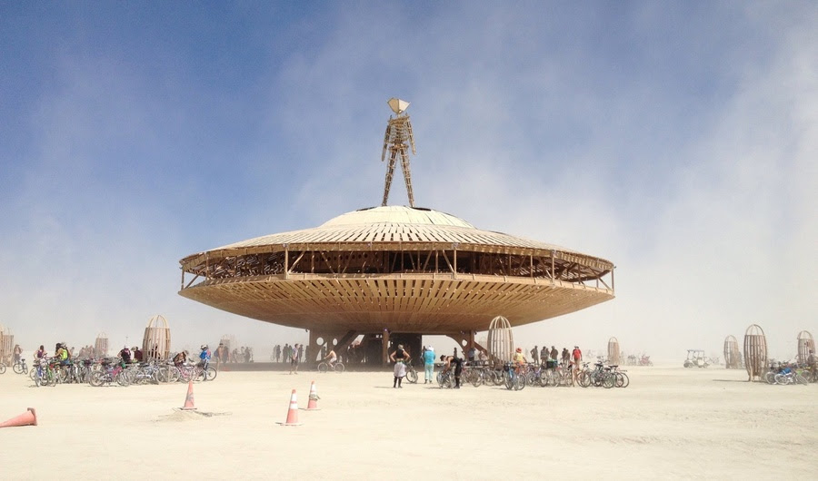 Porque é hora de revisitar a Arte e Cultura do Burning Man