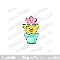 E192 Flowerpot Chickie