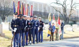 Younger Generations Answer the Call to Service With Wreaths Across America