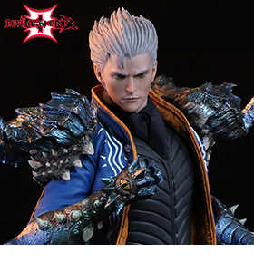 Devil May Cry III Vergil (Luxury Edition) 1/6 Scale Figure