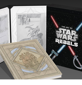 Star Wars: Art of Star Wars Rebels Deluxe Limited Edition
