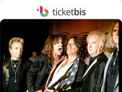 Ticket Bis Aerosmith
