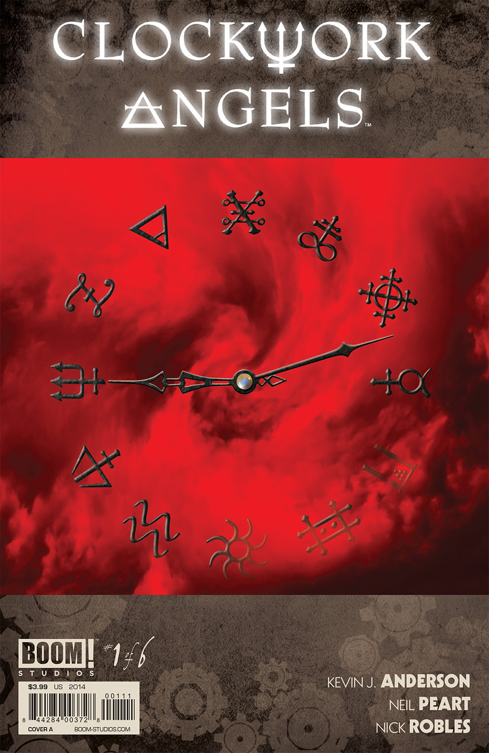 Clockwork Angels A