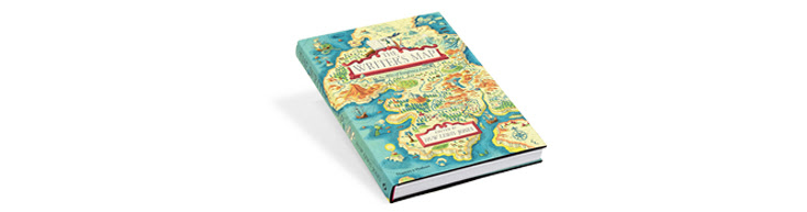 Half price: The Writer's Map