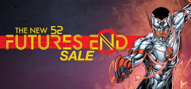DC Future's End digital sale