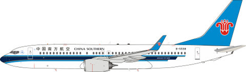 Boeing 737-800WL China Southern B-5598 (with stand) | is due: June 2019