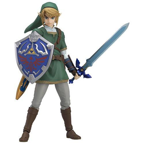 Image of The Legend of Zelda: Twilight Princess Link Figma Action Figure - MARCH 2021