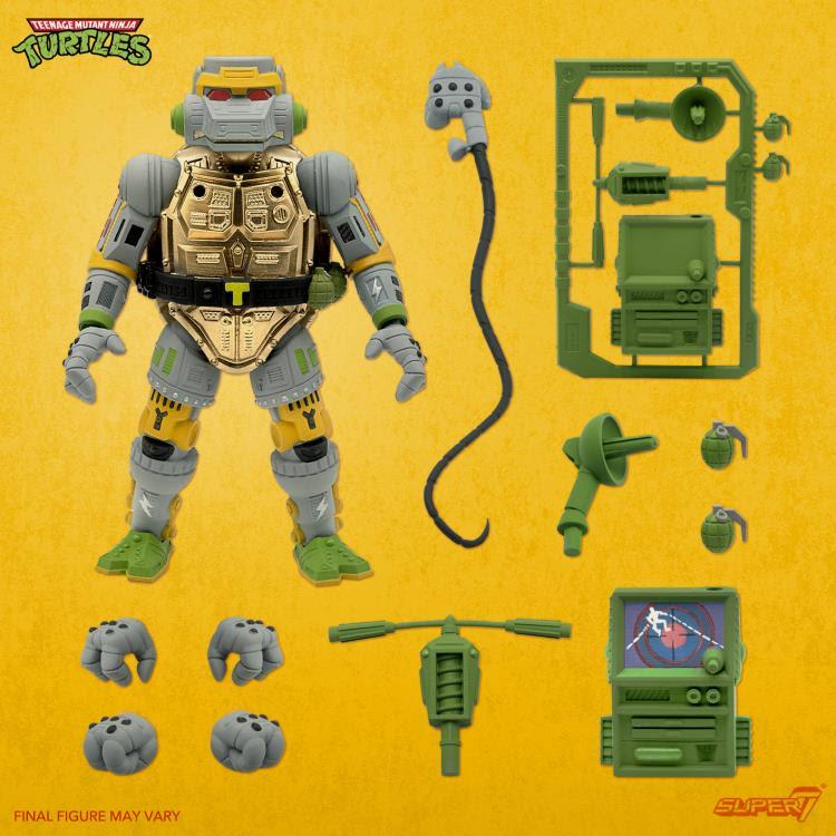 Image of Teenage Mutant Ninja Turtles Ultimates Metalhead 7-Inch Action Figure - JUNE 2021