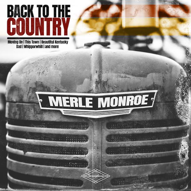 Merle Monroe Album Cover