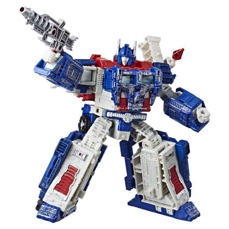 Image of Transformers War for Cybertron: Siege Leader Wave 1 - Ultra Magnus