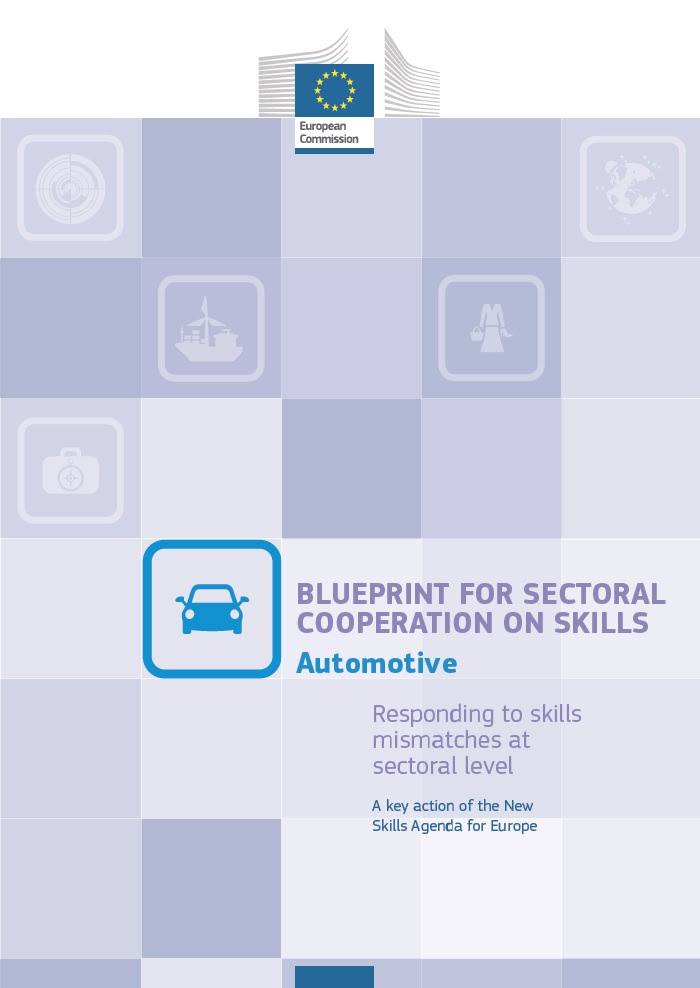 Blueprint for sectoral cooperation on skills: Automotive