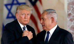 El 'acuerdo del siglo' de Trump para Palestina, cortado a la medida de Netanyahu