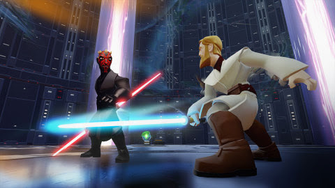Disney Infinity 3.0 Edition is available in the Nintendo eShop on Wii U at 9 a.m. PT on Aug. 30. (Ph ...