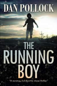 The running boy by dan pollock