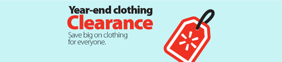 Shop Clothing Clearance at Wal...