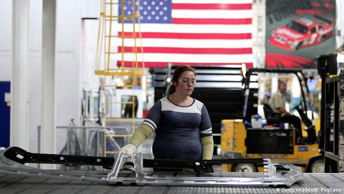 USA Fiat Chrysler verspricht 2000 US-Jobs (Getty Images/B. Pugliano)