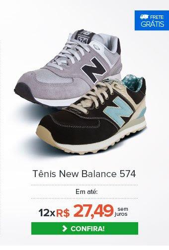 Tênis New Balance 574
